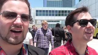 Yogs On Tour - E3 2014 - Simon