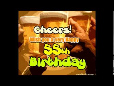Happy 55th Birthday Greetings Card E Egreetings Wishes For Mom Dad Grandfather Grandmother