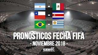 Argentina vs México + Chile vs Costa Rica + Brasil vs Uruguay | Predicciones Deportivas y Apuestas