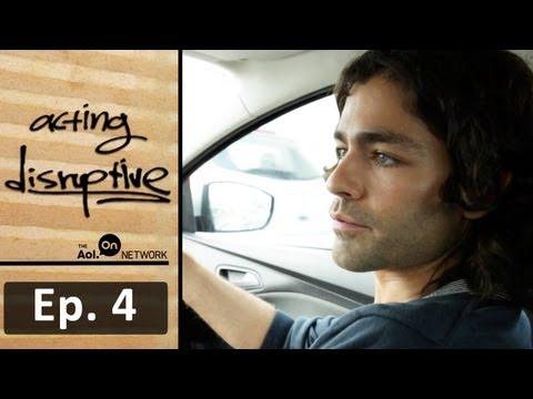 Adrian Grenier, SHFT | Ep. 4 | Acting Disruptive