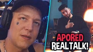 Was wurde aus ApoRed? 🤔 Reaction & Realtalk! | MontanaBlack Reaktion