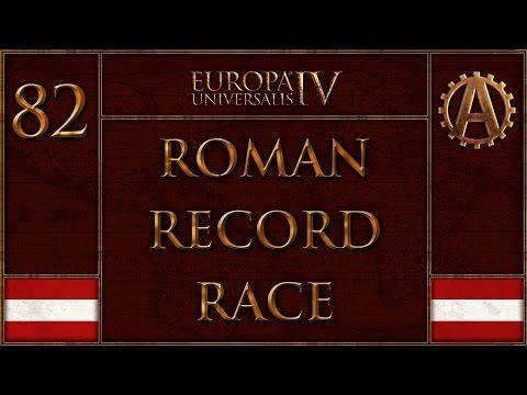 EUIV The Holy Roman Record Race 82