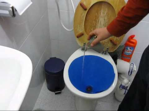 The Half-Cup-Flush Water Saving Toilet