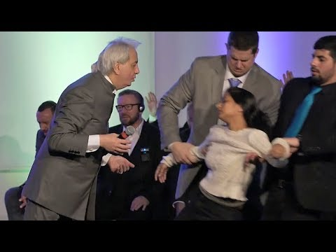 Benny Hinn - Glorious Anointing in Berlin