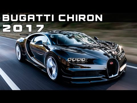 Bugatti Chiron Review Rendered Price Specs Release Date