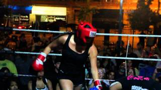Foxy Boxing Commerical