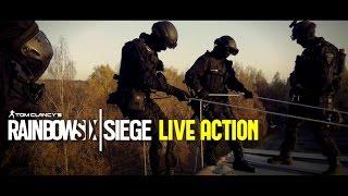 Rainbow Six Siege - Team S.G.T.S (Live Action)