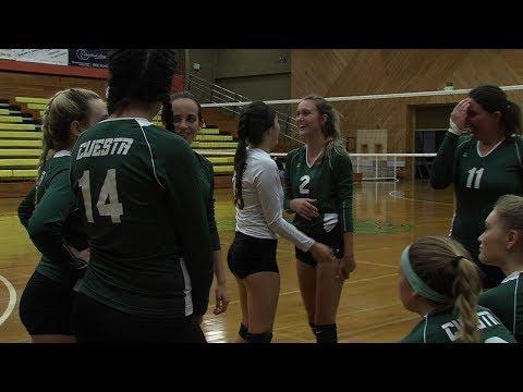 Cuesta Volleyball vs. Santa Monica College