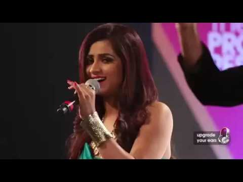 Radha by Shreya Ghoshal live at Sony Project Resound by mamunsarker57