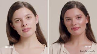 Bronzed Summer Makeup Tutorial with Nikki DeRoest   bareMinerals
