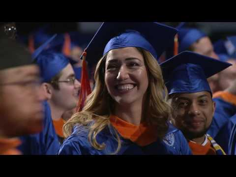 2017 UB School of Engineering and Applied Sciences Undergraduate Commencement, Part 1 of 2