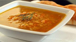 Суп из Чечевицы.Полезно,Вкусно и Просто !