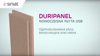 Konstrukcyjna i nośna płyta wiórowo-cementowa Duripanel od Siniat