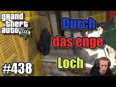 Let´s Play GTA 5 Online #438 Durch Das Enge Loch   Custom Maps [GER](+Downloads)