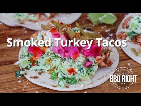 Smoked Turkey Tacos | HowToBBQRight