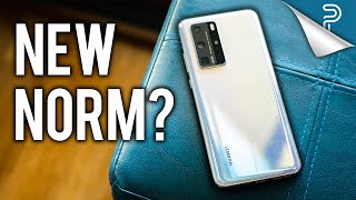 Huawei P40 Pro One Month Later: New Normal?