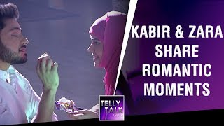 Kabir shares ROMANTIC moments with Zara | Ishq Subhan Allah