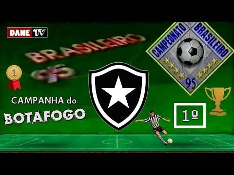 Brasileirão 1995 - campanha do Botafogo