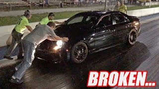 It Finally Happened... The CTS-V is BROKEN!