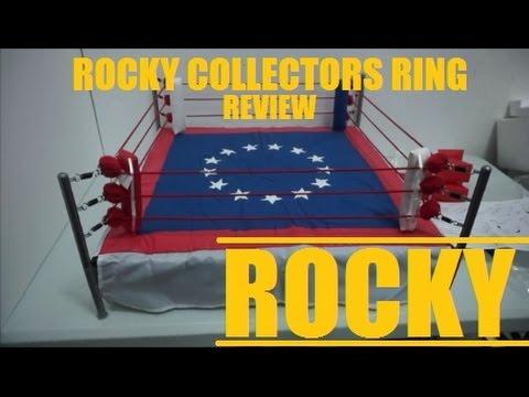 Rocky Balboa Rocky Collectors Ring Jakks Pacific Review Quick Build