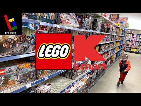LEGO Shopping At KMART In 2019!