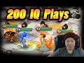 watch he video of SUMMONERS WAR - 4* RTA 200 IQ Plays - Single Target bomb Cleanse