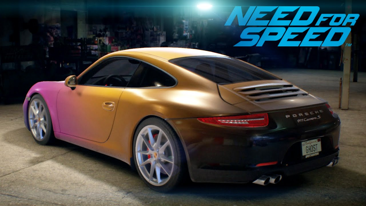 Need For Speed 2015 Paint Jobs Fade Doppler Tt Cw