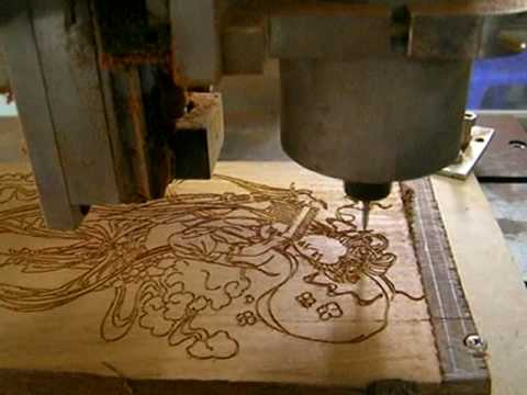 Cheap mini CNC router and CNC engraving machine made in ...