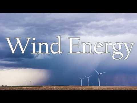 Wind Energy - SRMVDP Energy Club