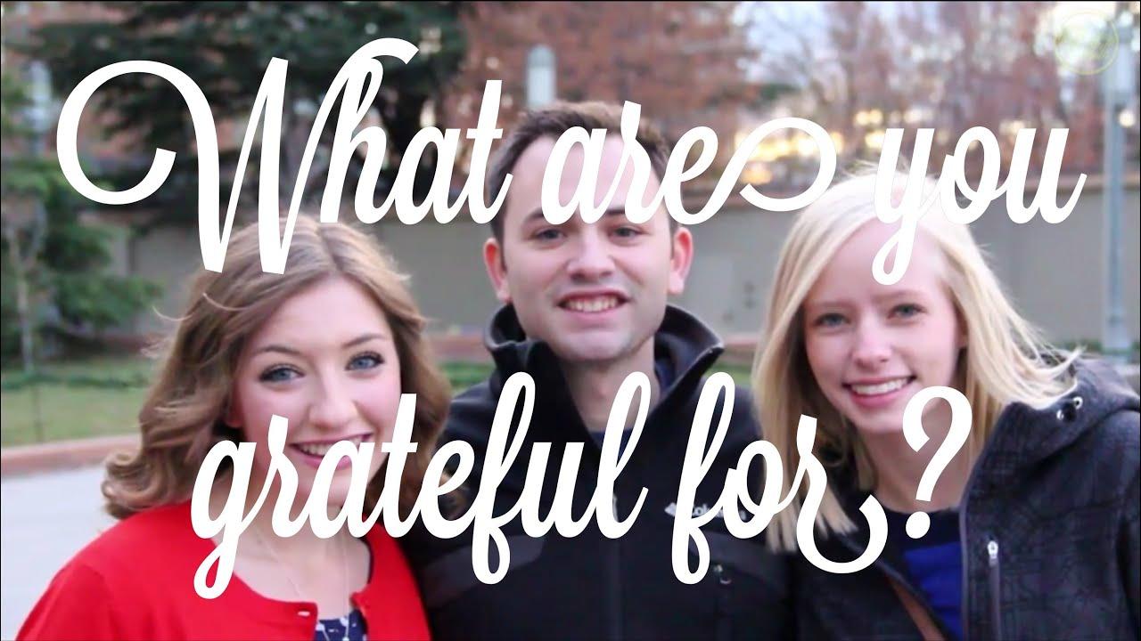 The Divine Gift of Gratitude - YouTube