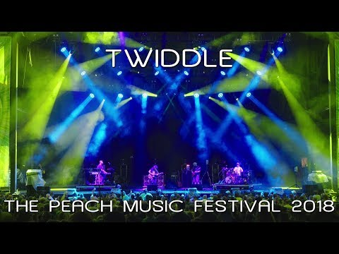 Twiddle: 2018-07-19 - The Peach Music Festival; Scranton, PA (Complete Show) [4K]