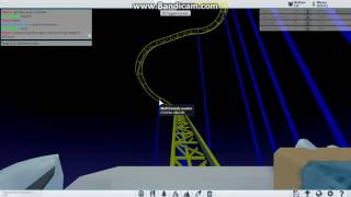 Roblox Theme Park Tycoon 187 KM/H Roller Coaster