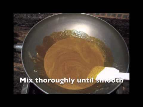 how to make mustard seed oil