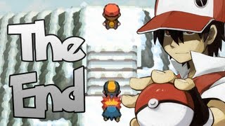 Let's Play Pokemon: HeartGold - The End - Pokemon Trainer Red thumbnail