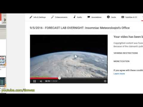WMG blocked my video by filing claims on NASA footage - WTF