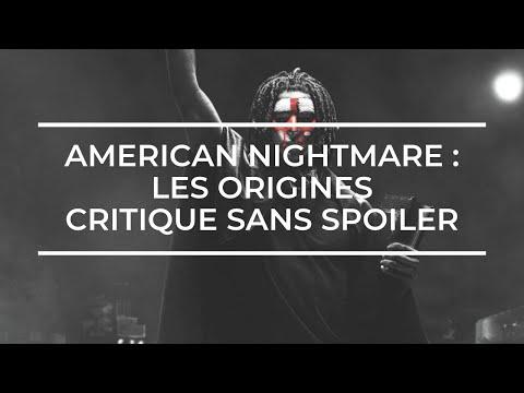 AMERICAN NIGHTMARE 4 LES ORIGINES (Critique #2) Film