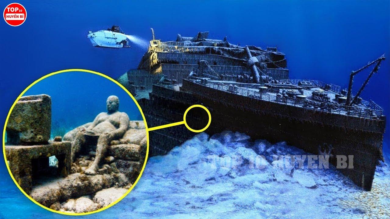 Bí Ẩn Về Các Thi Thể Biến Mất Trong Vụ Đắm Tàu Titanic | Top 10 Huyền Bí
