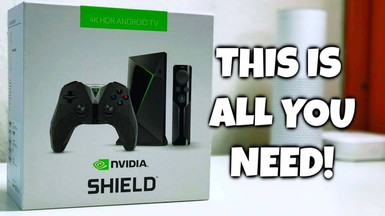 GeForce Now makes the Shield TV one of the best streaming boxes ...
