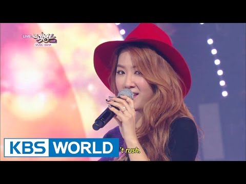 SoYou X Urban Zakapa - The Space Between | 소유X어반자카파 - 틈 [Music Bank HOT Stage / 2014.09.26]