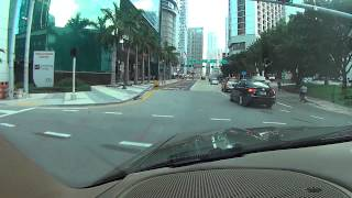 Vida em Miami-DOWNTOWN MIAMI e BRICKEL avenida Miami Florida Estados Unidos