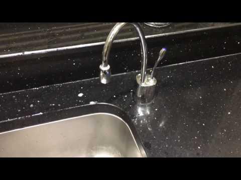 insinkerator tap not working FIX