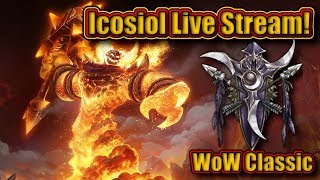 WoW Classic Live | Blackfathom Deeps | Stockades Quests | and FISHING FOR GOLD!!!