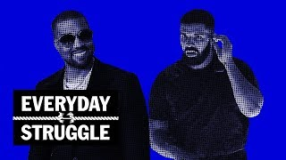 Baixar Kanye Gets at Drake & Nick Cannon For Kim K 'Disrespect,' Uzi Dropping Heat? | Everyday Struggle