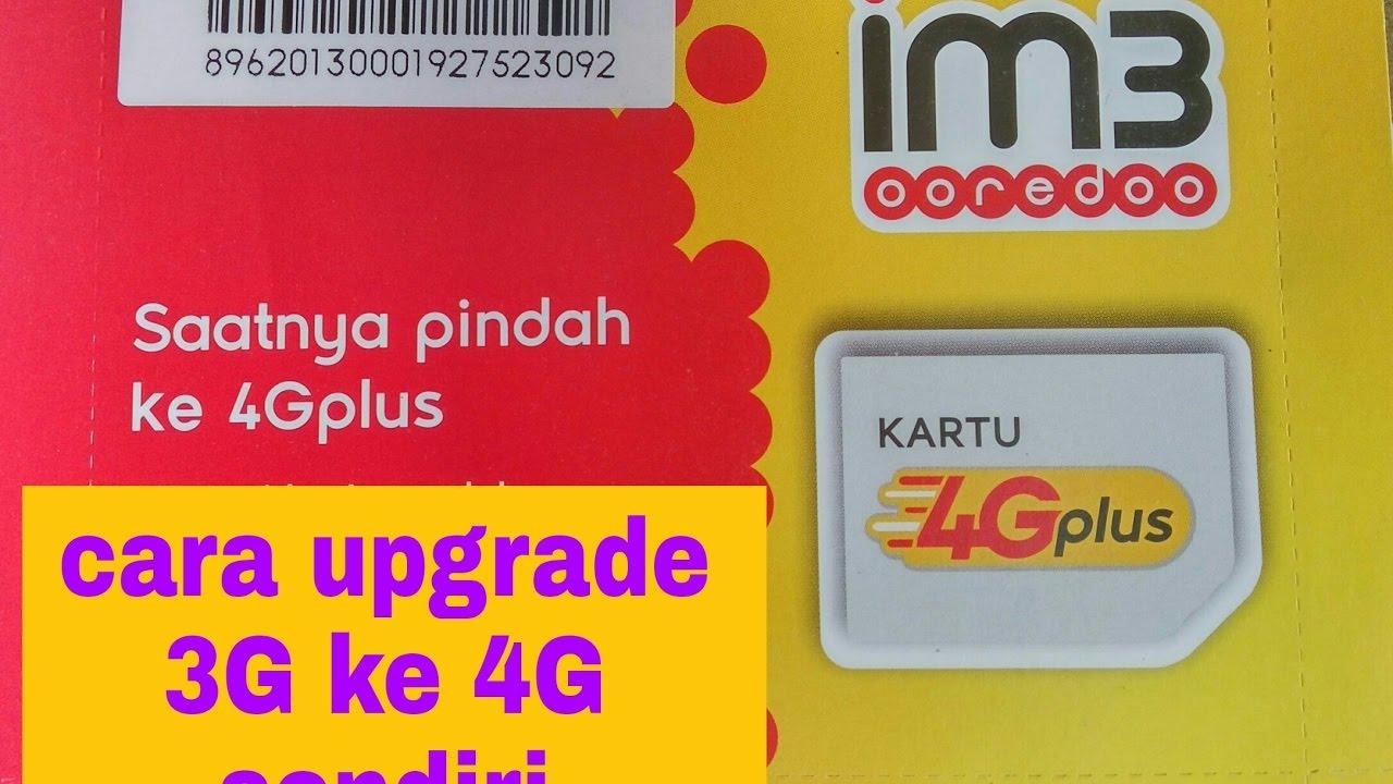 Cara Upgrade Sendiri 3g Ke 4g Kartu Indosat Samsung Galaxy J1 Mini Bundling Telkomsel Tau