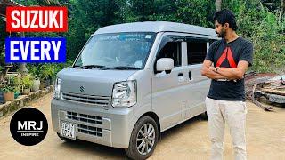 Suzuki Every, 2015-2020, DA17, Sinhala, Commercial + Passenger vehicle Detailed Full...