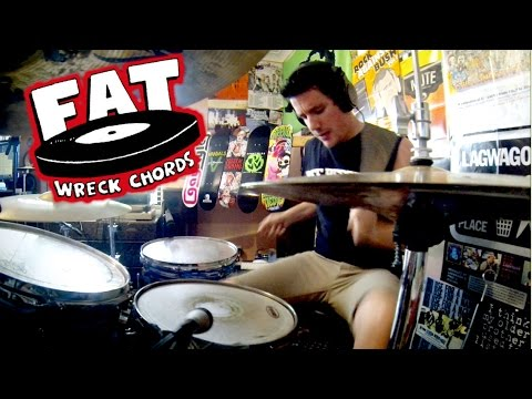 Every Fat Wreck Chords Release Drum Medley [HD] - Kye Smith - YouTube