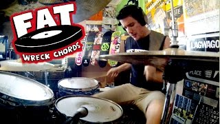 Every Fat Wreck Chords Release Drum Medley [HD] - Kye Smith