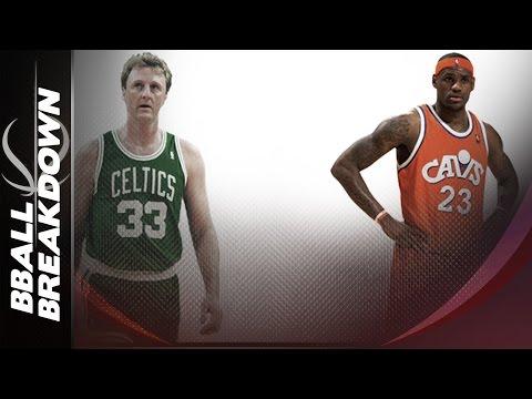 Was Larry Bird Better Than LeBron James?