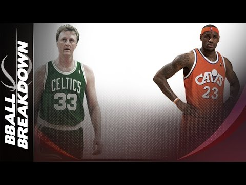 Was Larry Bird Better Than LeBron James?