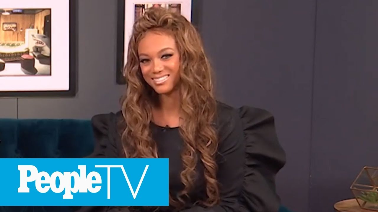 Tina Turner Got Tyra Banks A Spot In Azzedine Alaïa Fashion Show | PeopleTV